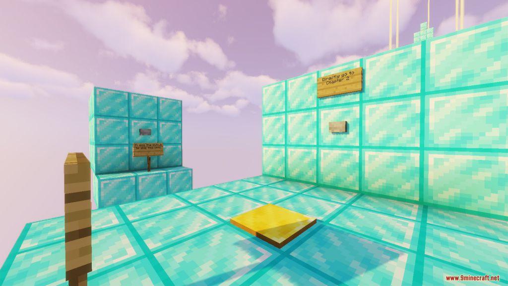 Dynamic Parkour Map Screenshots (2)