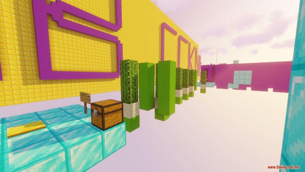 Dynamic Parkour Map Screenshots (5)