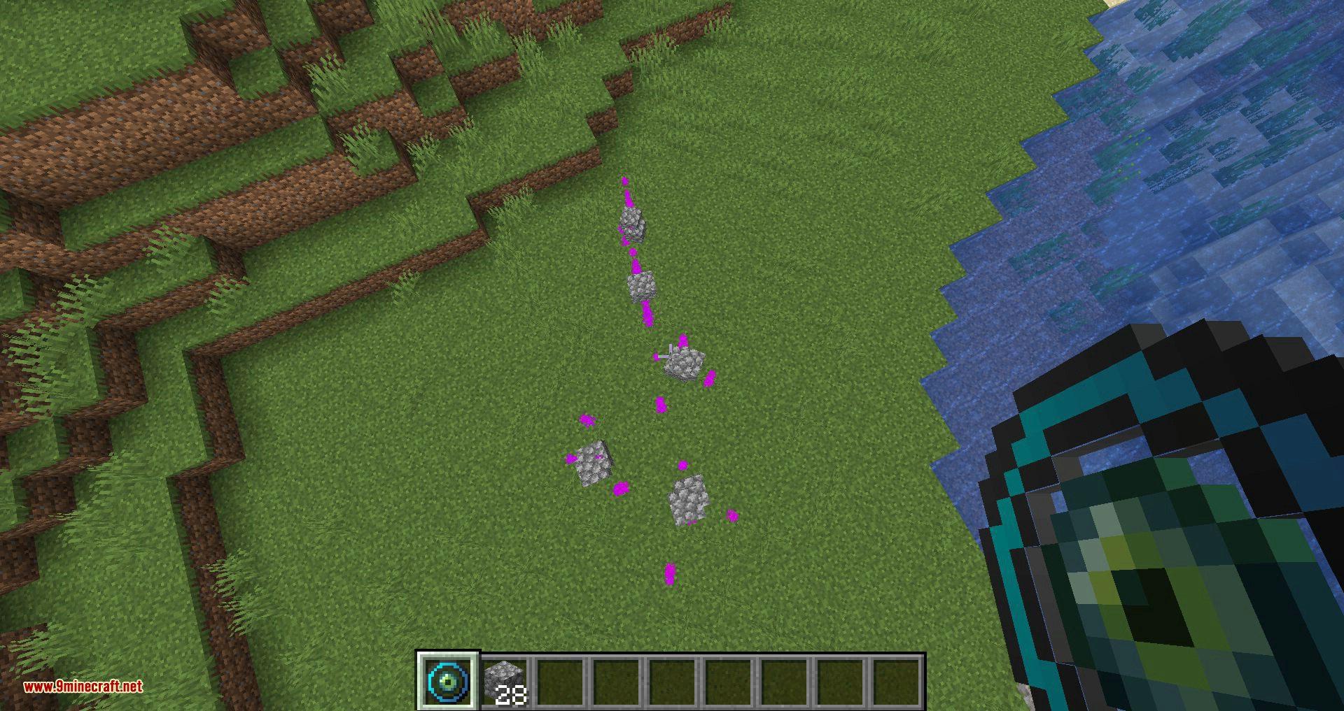 Ender Magnet mod for minecraft 08