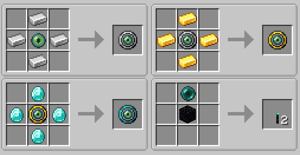 Ender Magnet mod for minecraft 21