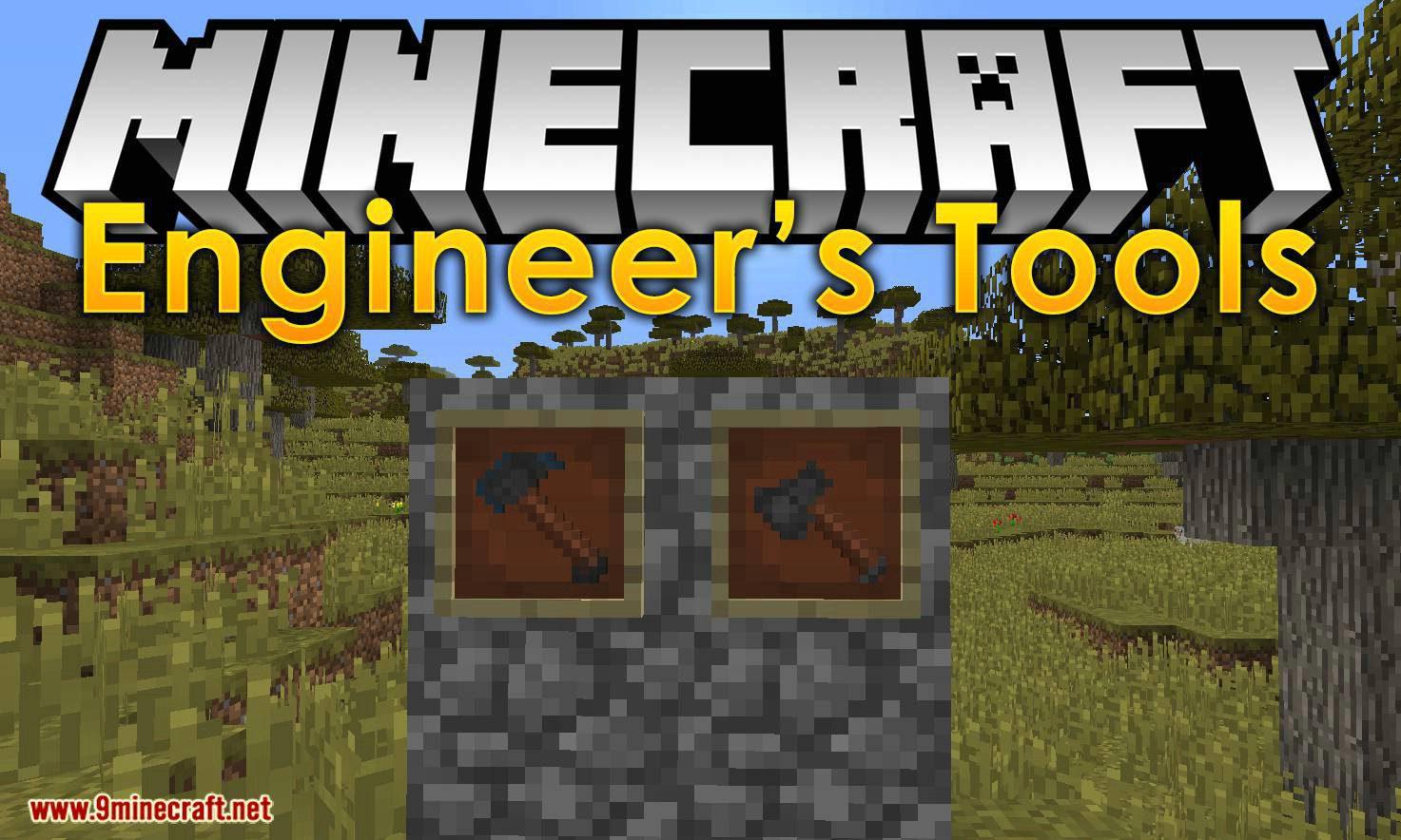 Engineer_s Tools mod for minecraft logo
