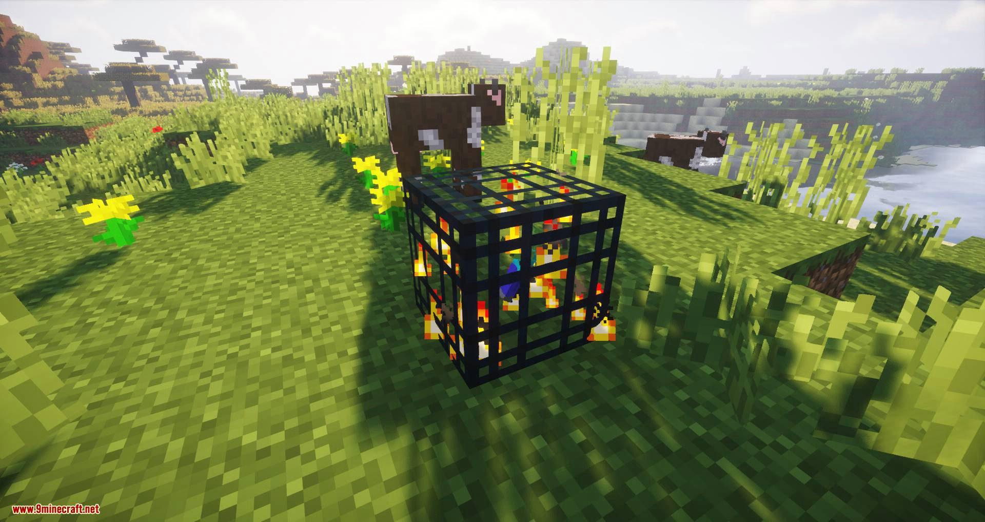 Enhanced Mob Spawners mod for minecraft 01