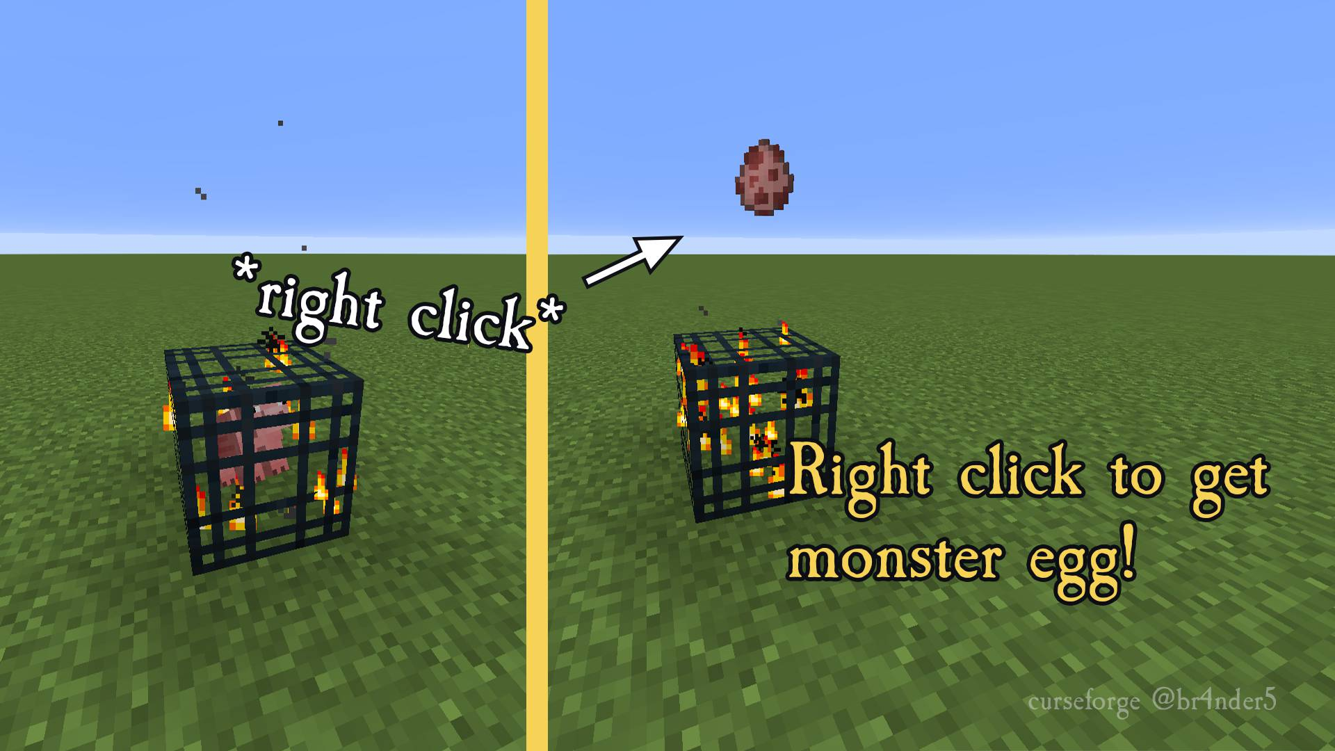 Enhanced Mob Spawners mod for minecraft 22