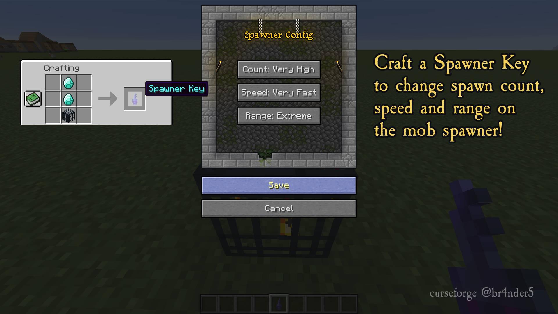 Enhanced Mob Spawners mod for minecraft 23