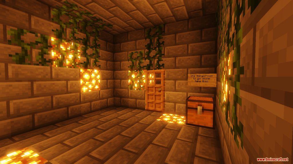 Eureka's Puzzle Dungeon Map Screenshots (1)