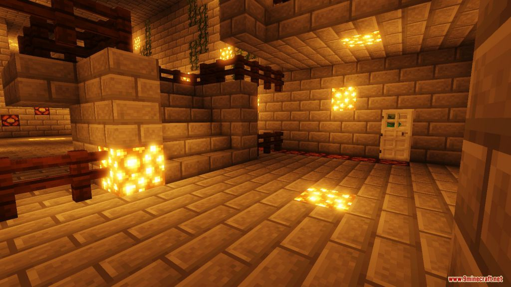 Eureka's Puzzle Dungeon Map Screenshots (7)