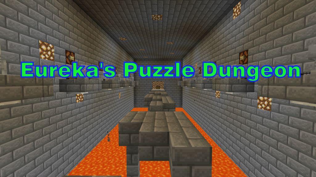 Eureka's Puzzle Dungeon Map Thumbnail