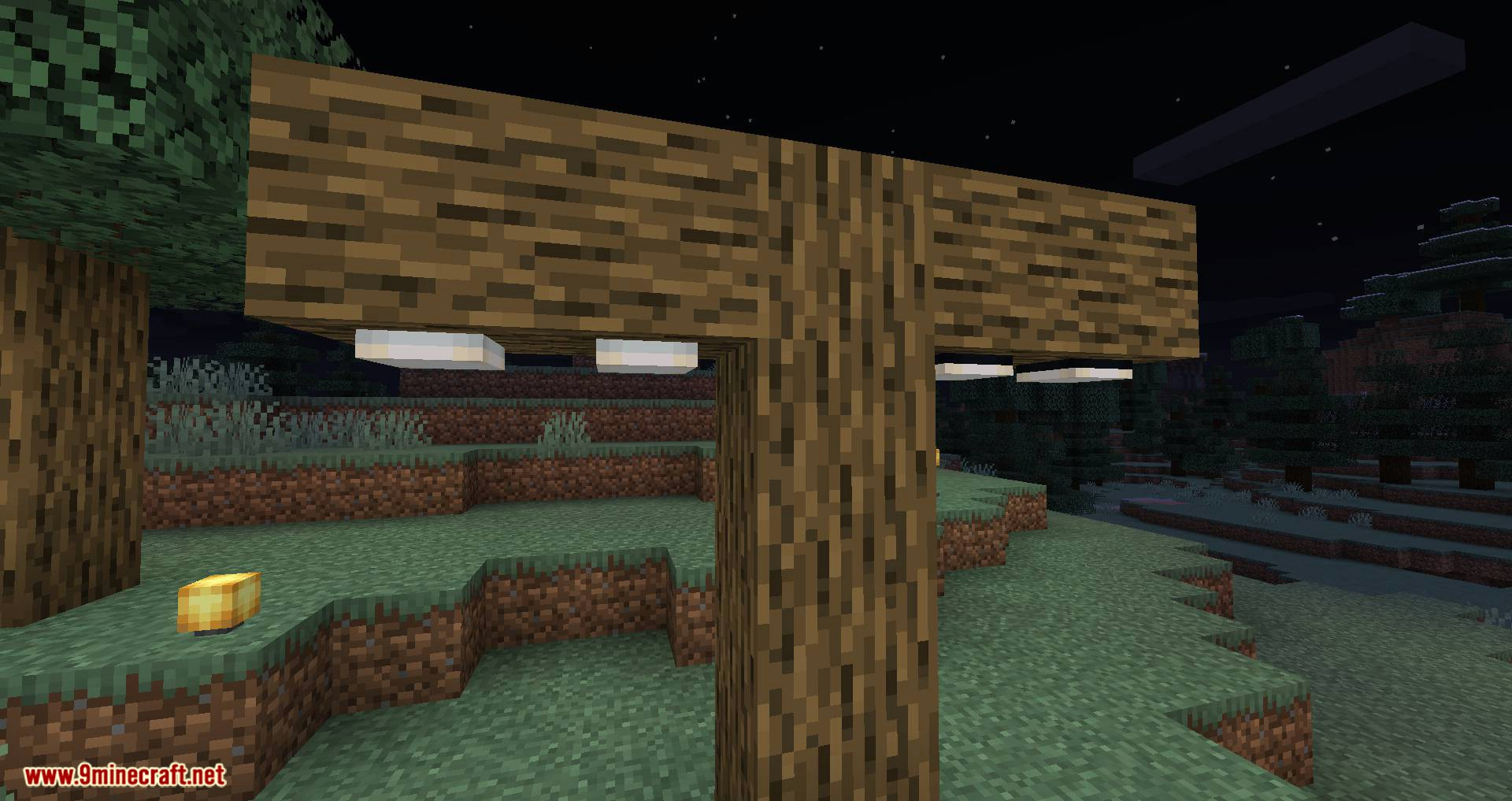 Extended Lights mod for minecraft 09