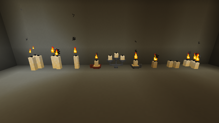Extended Lights Mod 1 15 2 1 14 4 Candles Lamps