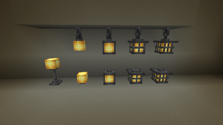 Extended Lights mod for minecraft 27