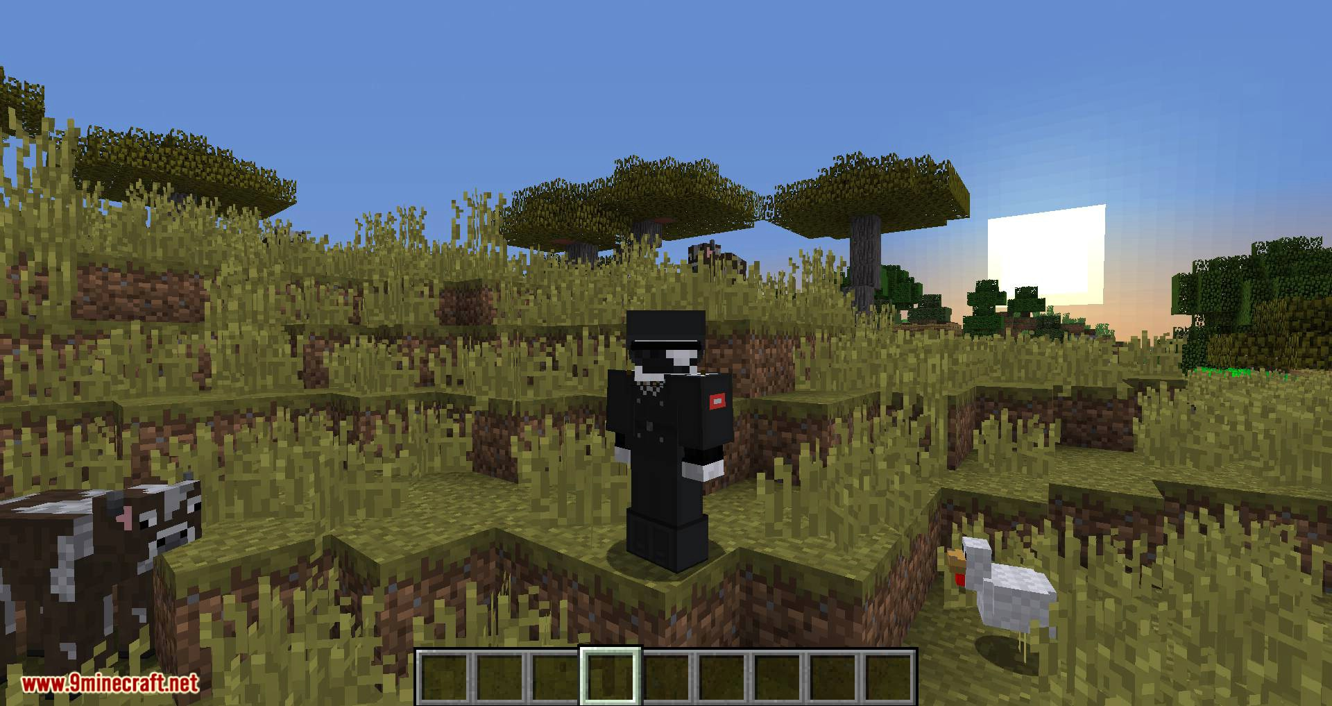 Flan_s Content Pack WW2 Armors mod for minecraft 05