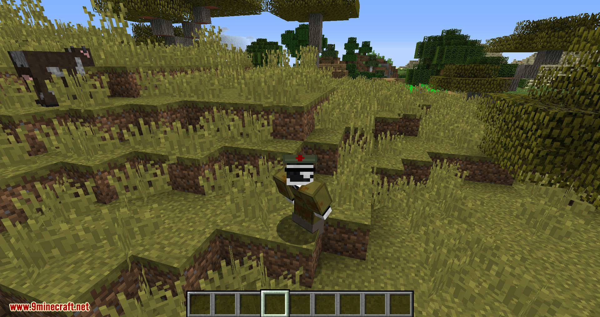 Flan_s Content Pack WW2 Armors mod for minecraft 06