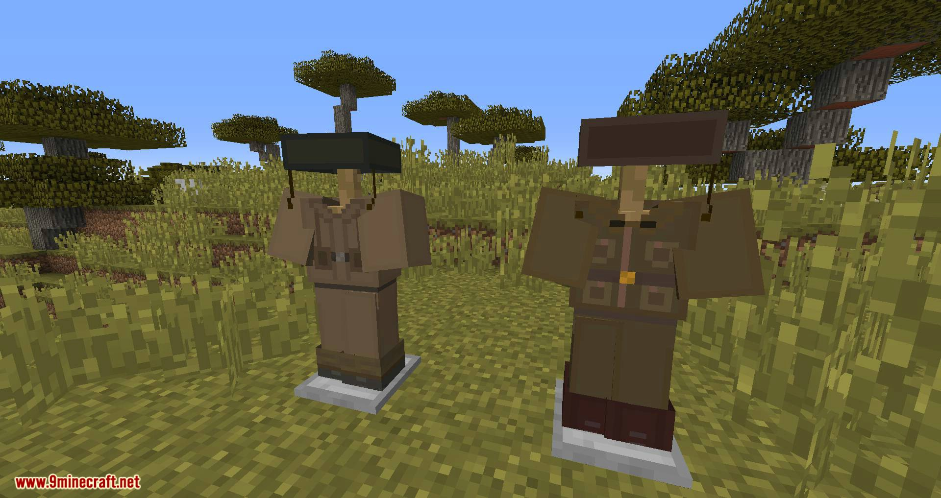 Flan_s Content Pack WW2 Armors mod for minecraft 08