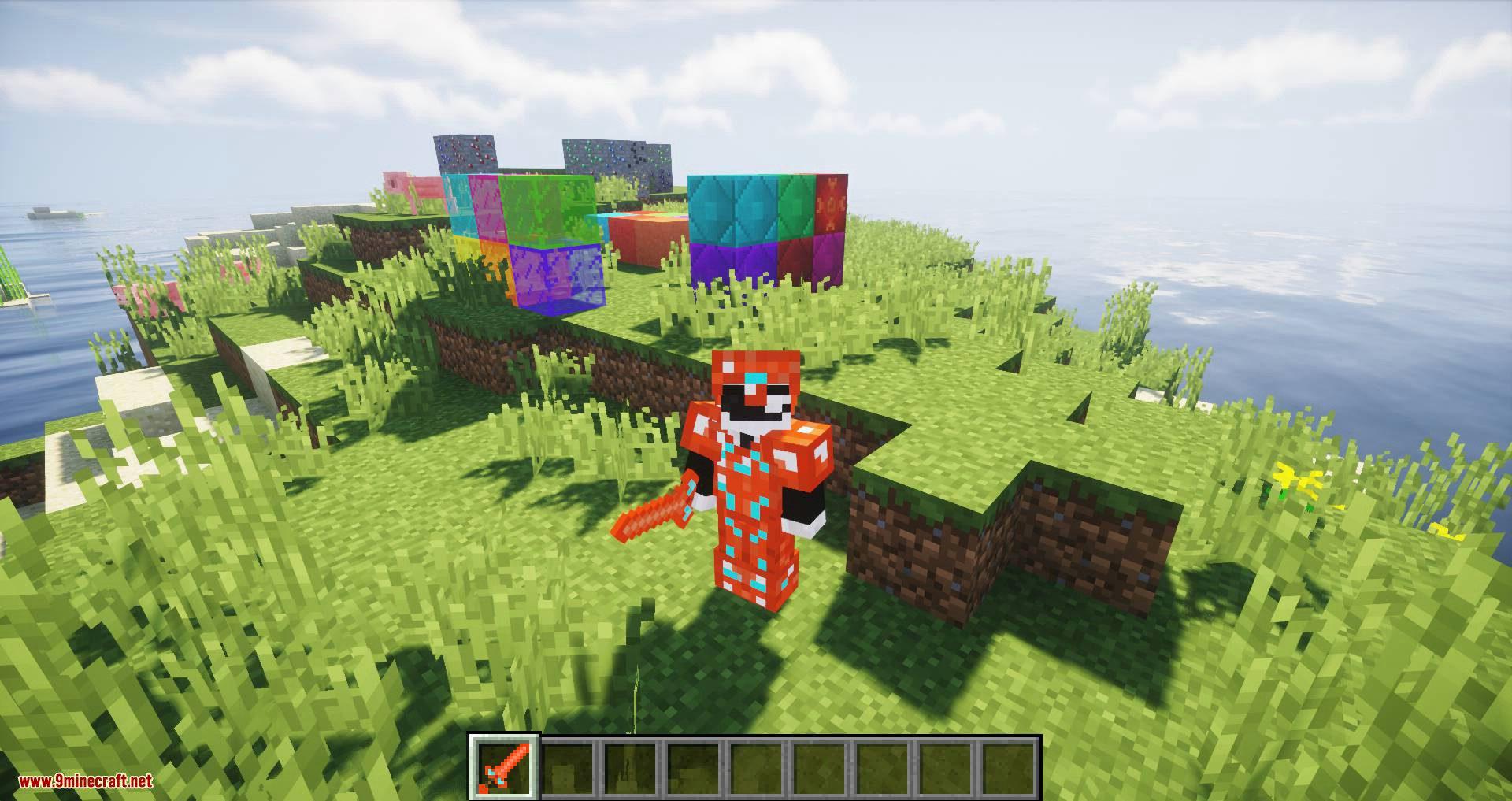 Gems Plus Plus mod for minecraft 11