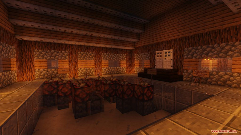 Houses Filled With Puzzles Map Screenshots (3)