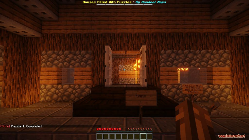 Houses Filled With Puzzles Map Screenshots (4)