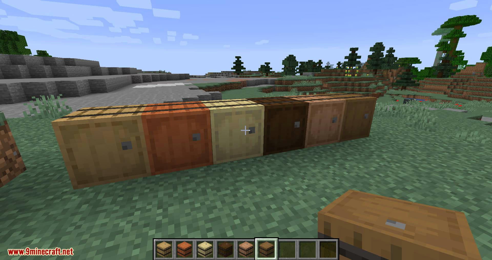 I Love Wood mod for minecraft 03