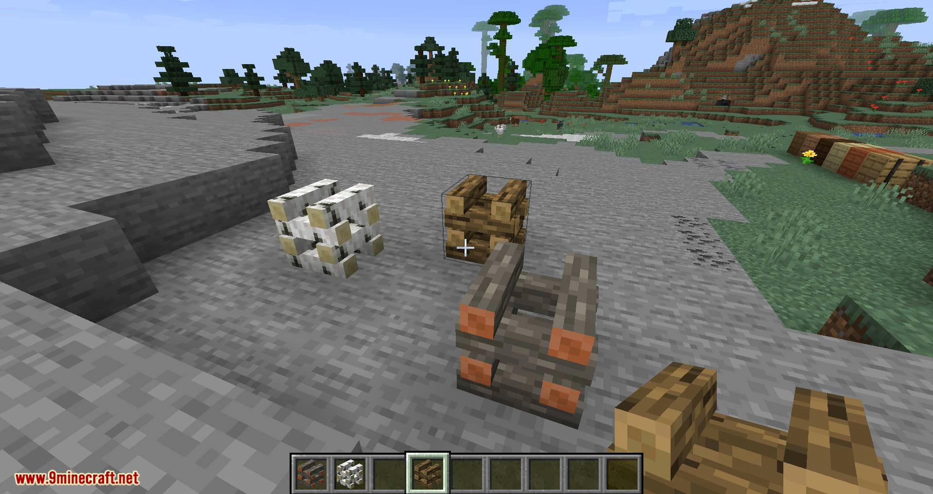 I Love Wood mod for minecraft 06