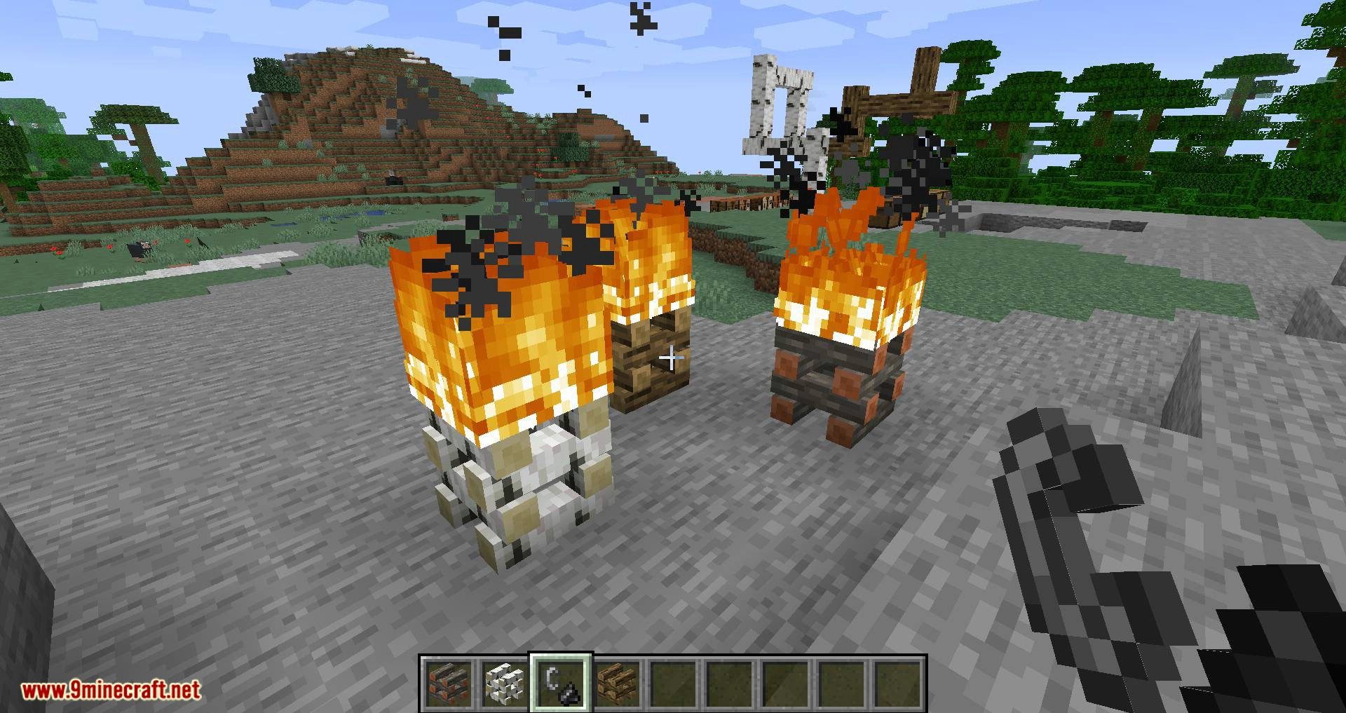I Love Wood mod for minecraft 07