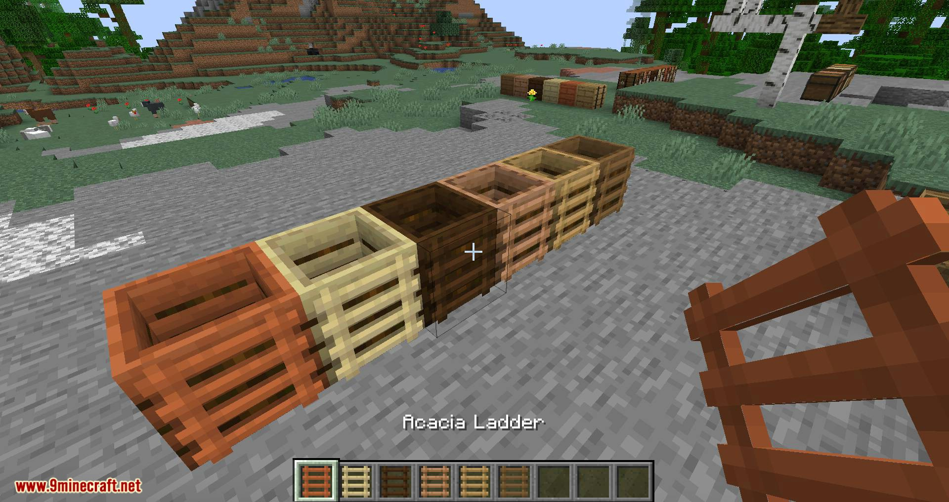 I Love Wood mod for minecraft 08