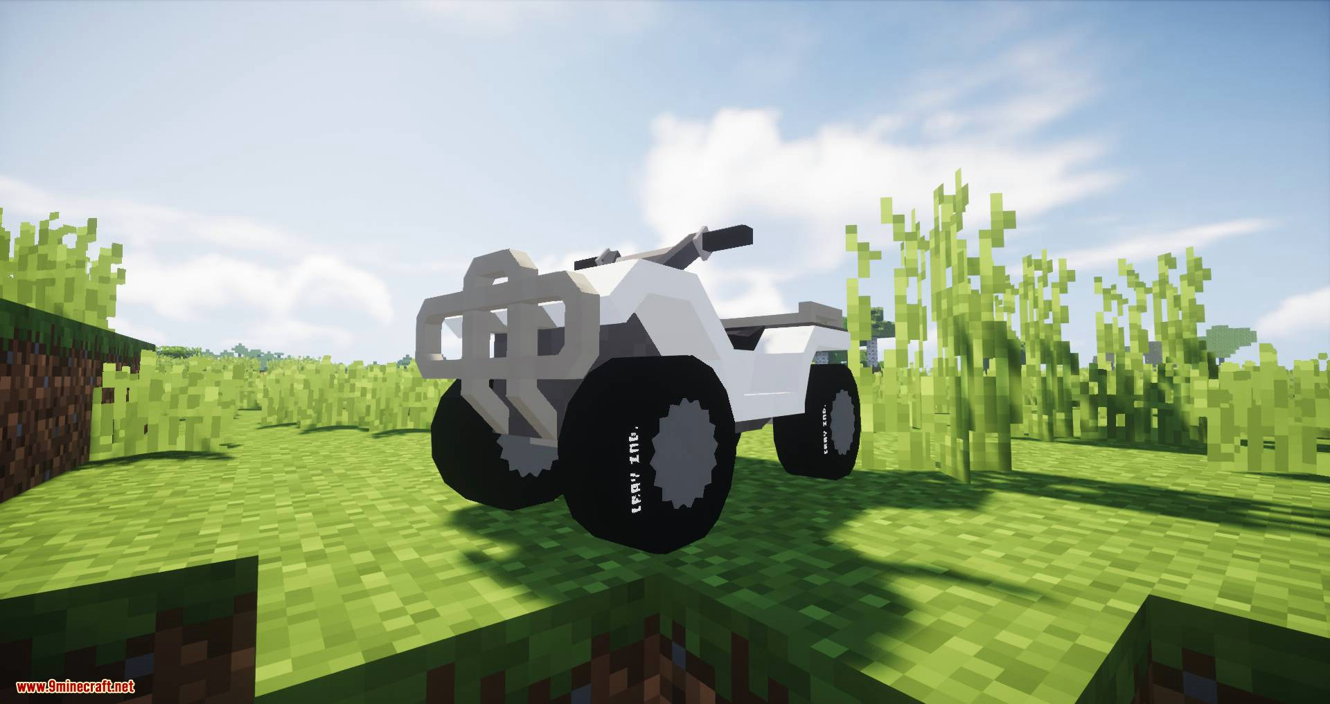 Just Enough Vehicles mod for minecraft 03