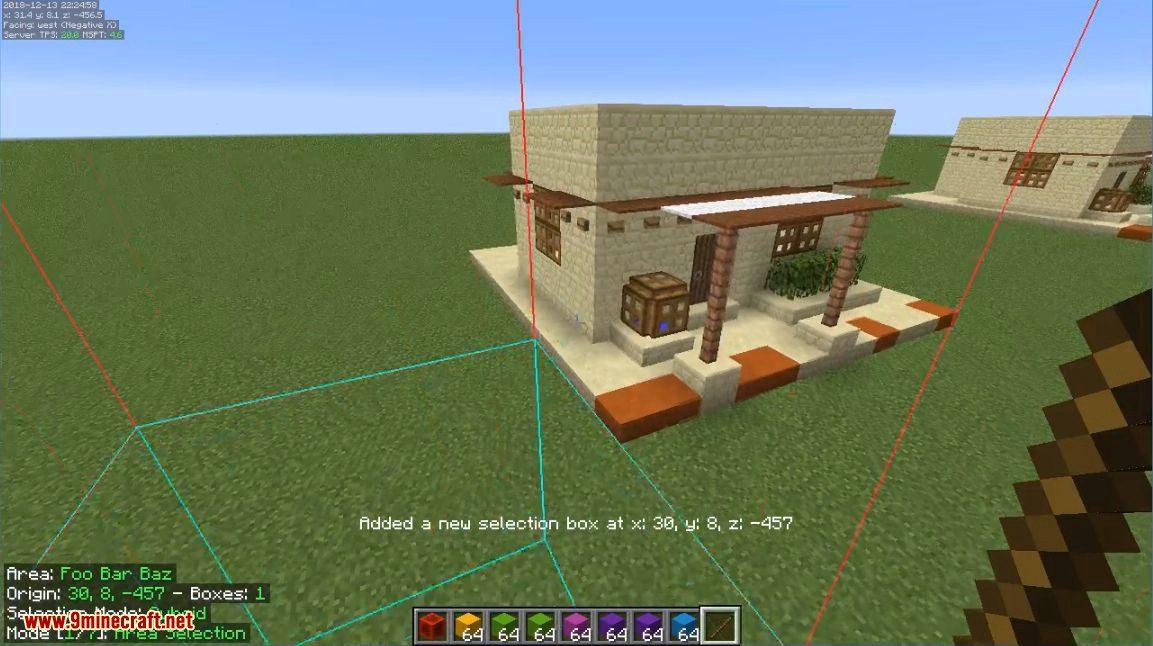 Litematica mod for minecraft 05
