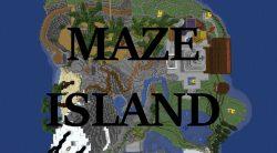 Maze Island Map Thumbnail