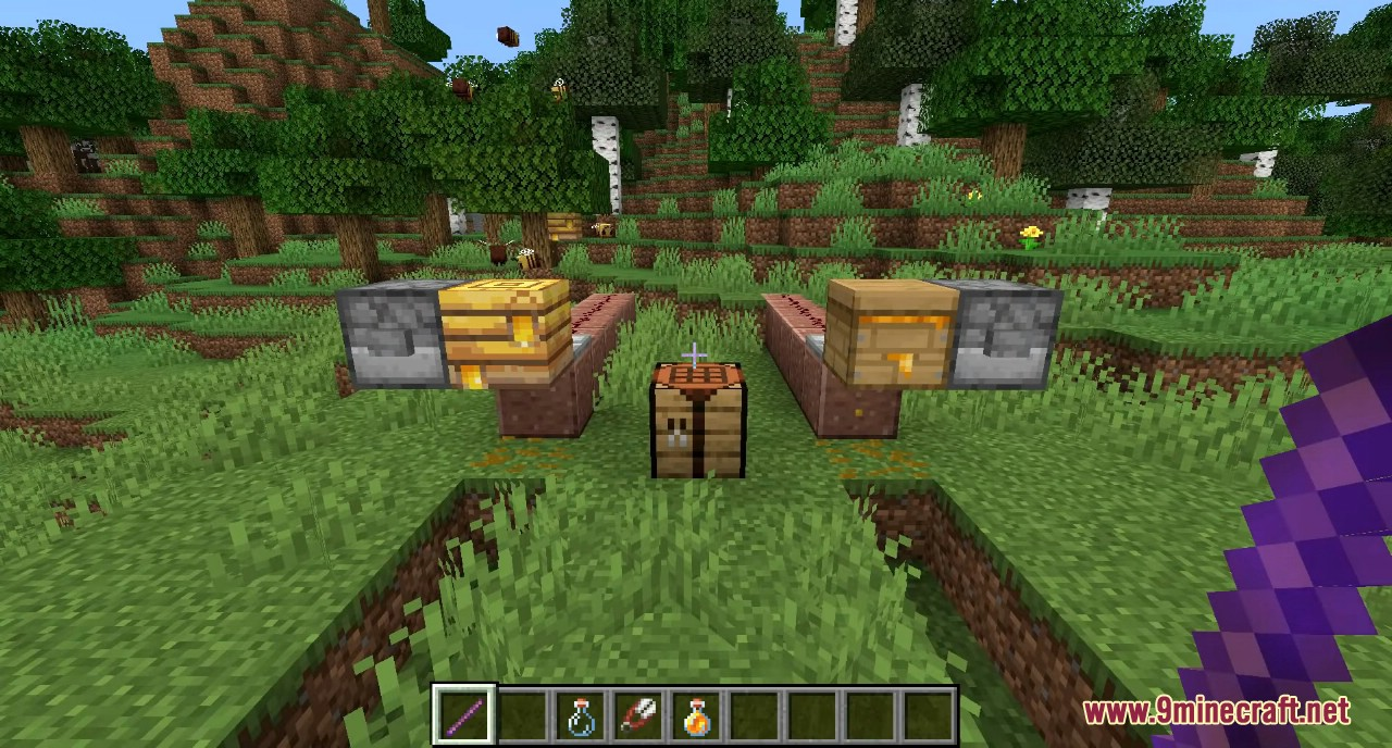 Minecraft 1.15 Snapshot 19w34a Screenshots 10