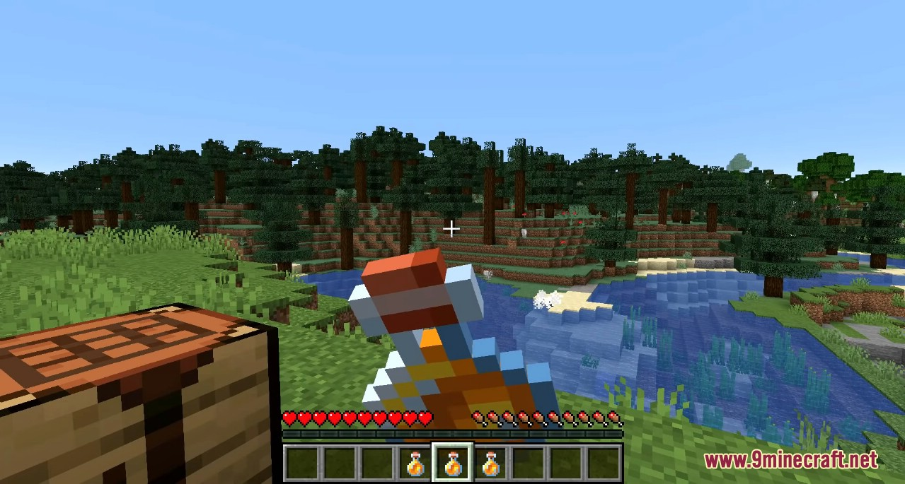 Minecraft 1.15 Snapshot 19w34a Screenshots 13