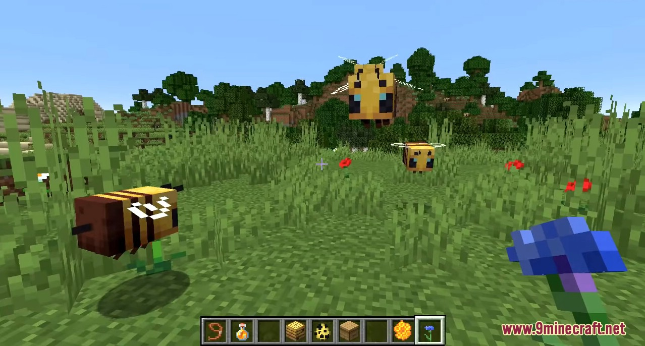 Minecraft 1.15 Snapshot 19w34a Screenshots 4