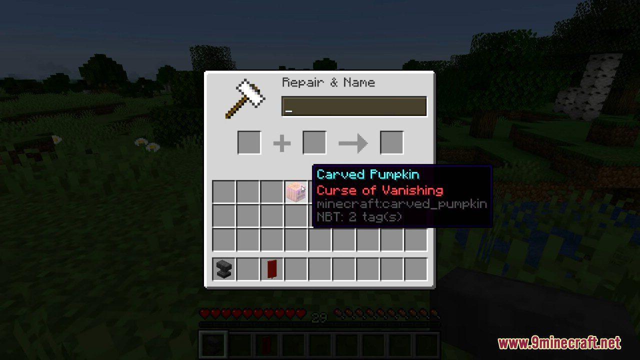 Minecraft 1.15 Snapshot 19w35a Screenshots 5