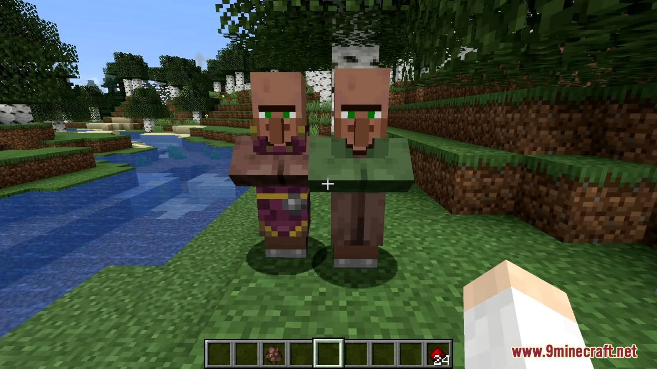 Minecraft 1.15 Snapshot 19w35a Screenshots 7