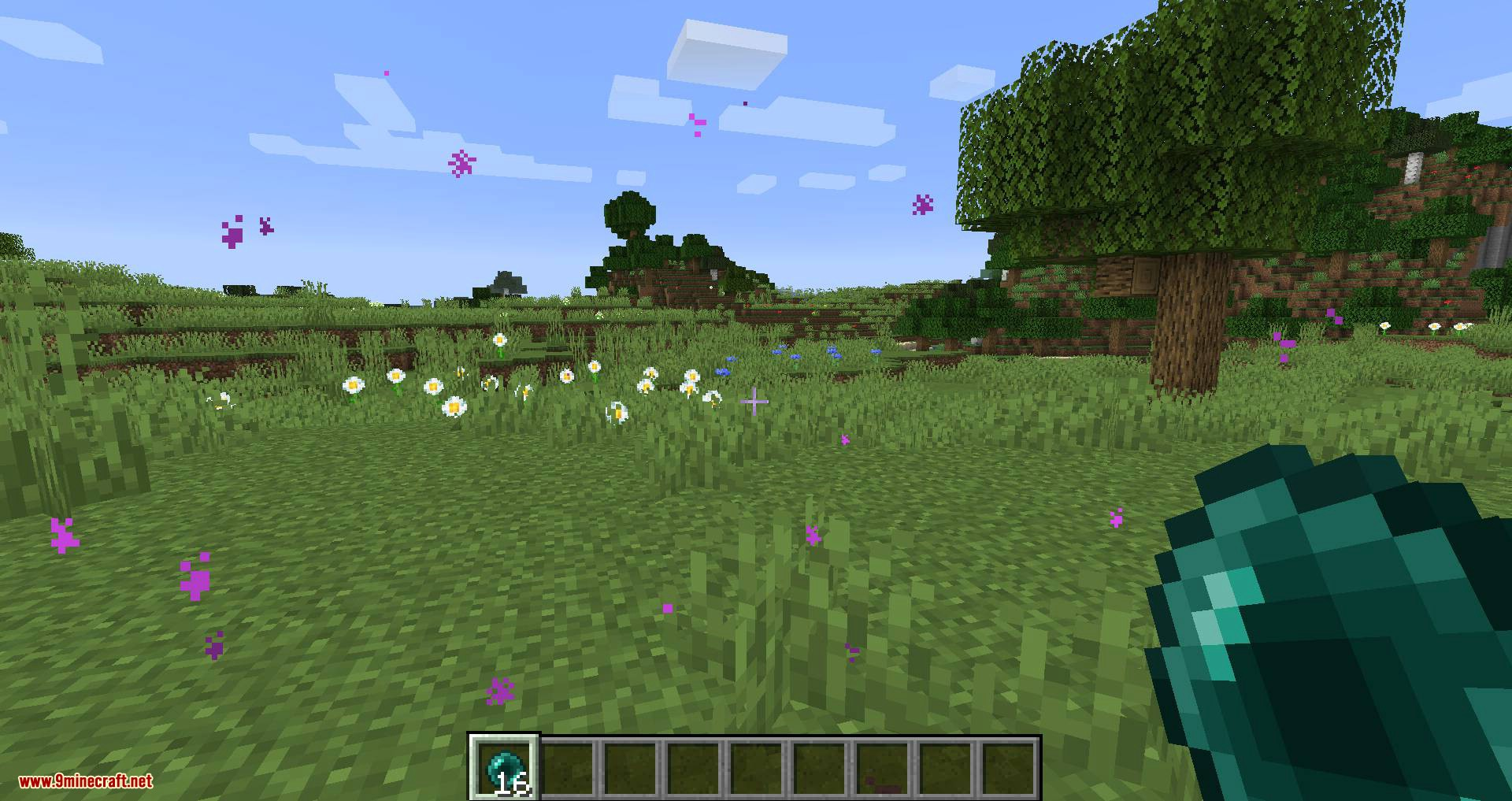 Mounted Pearl mod for minecraft 03