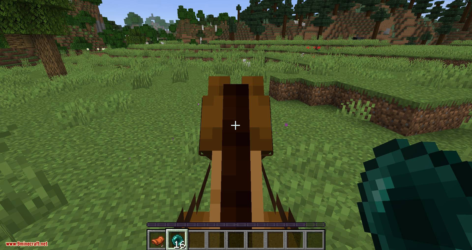 Mounted Pearl mod for minecraft 09
