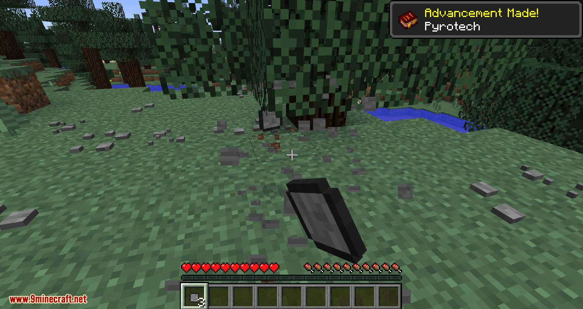 Pyrotech mod for minecraft 01