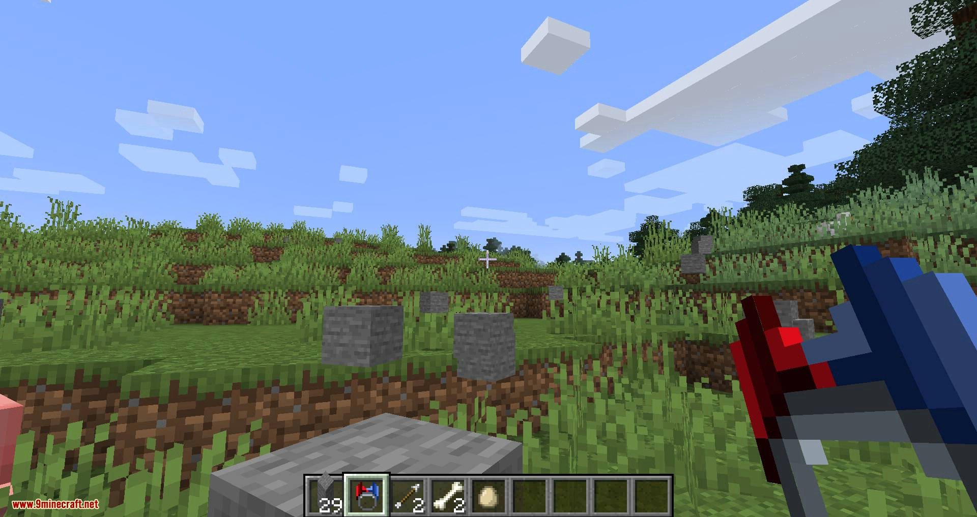 Ring of Attraction mod for minecraft 04