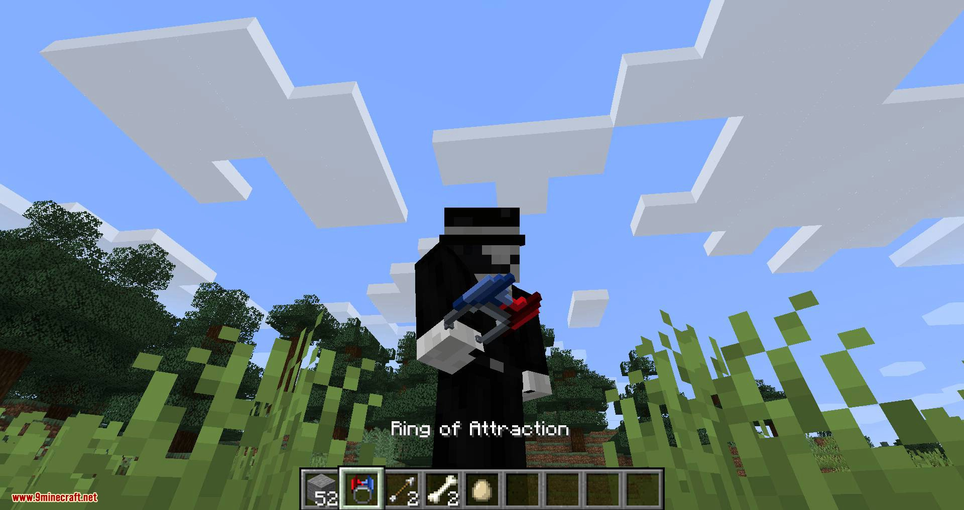Ring of Attraction mod for minecraft 07