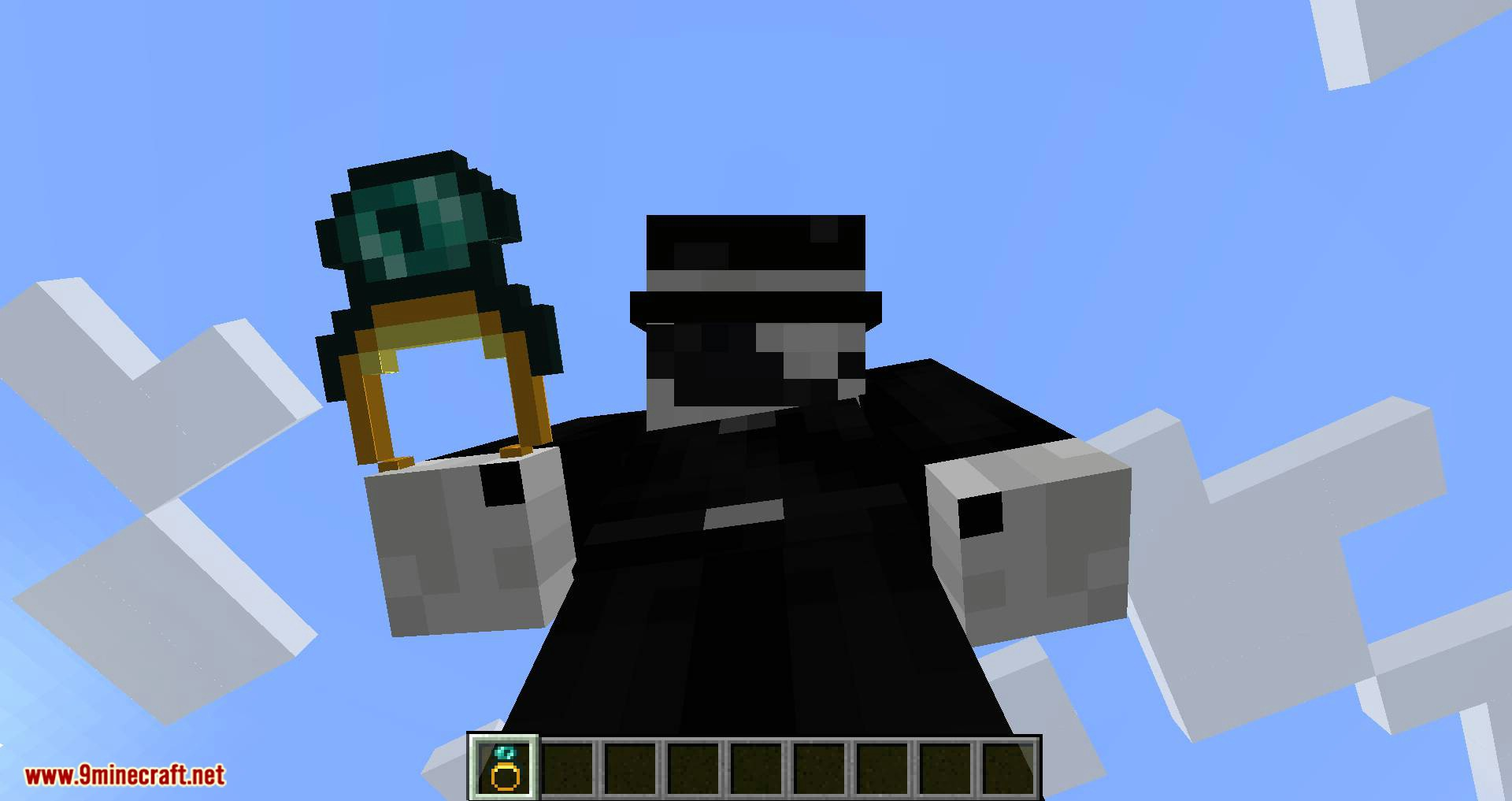Ring of Blink mod for minecraft 02
