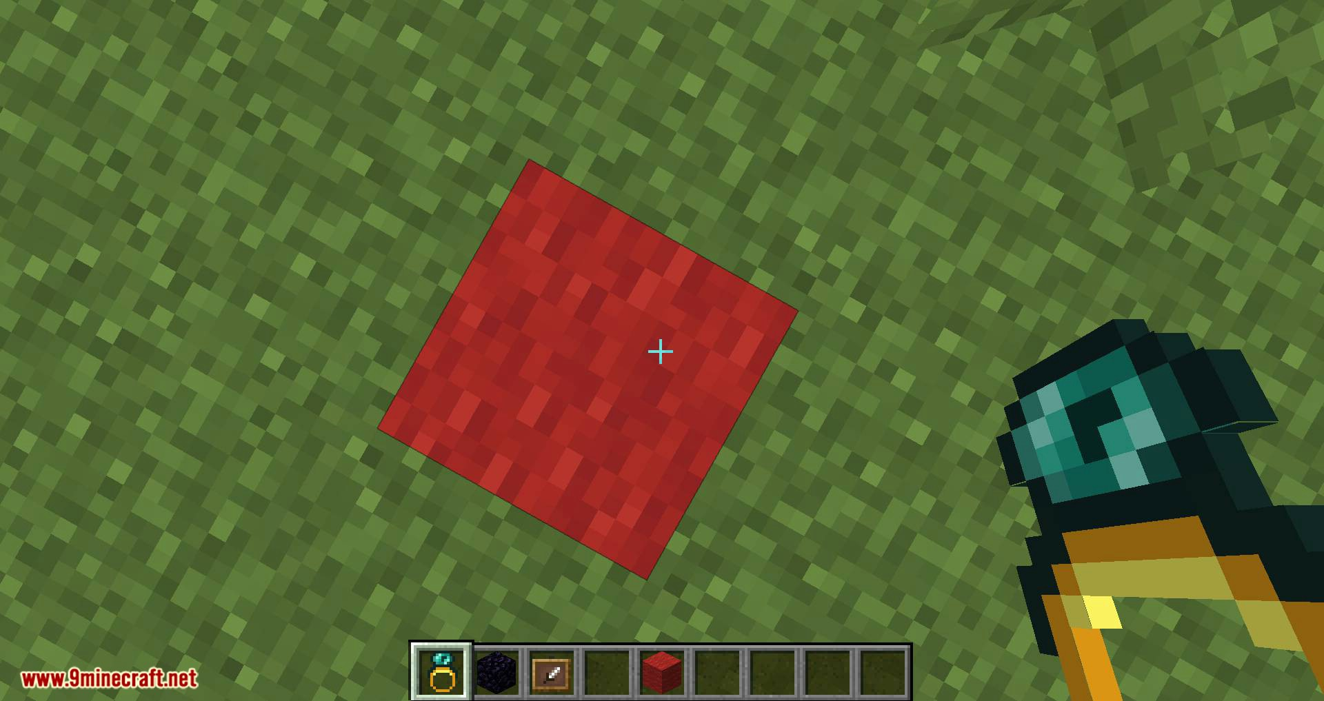 Ring of Blink mod for minecraft 06