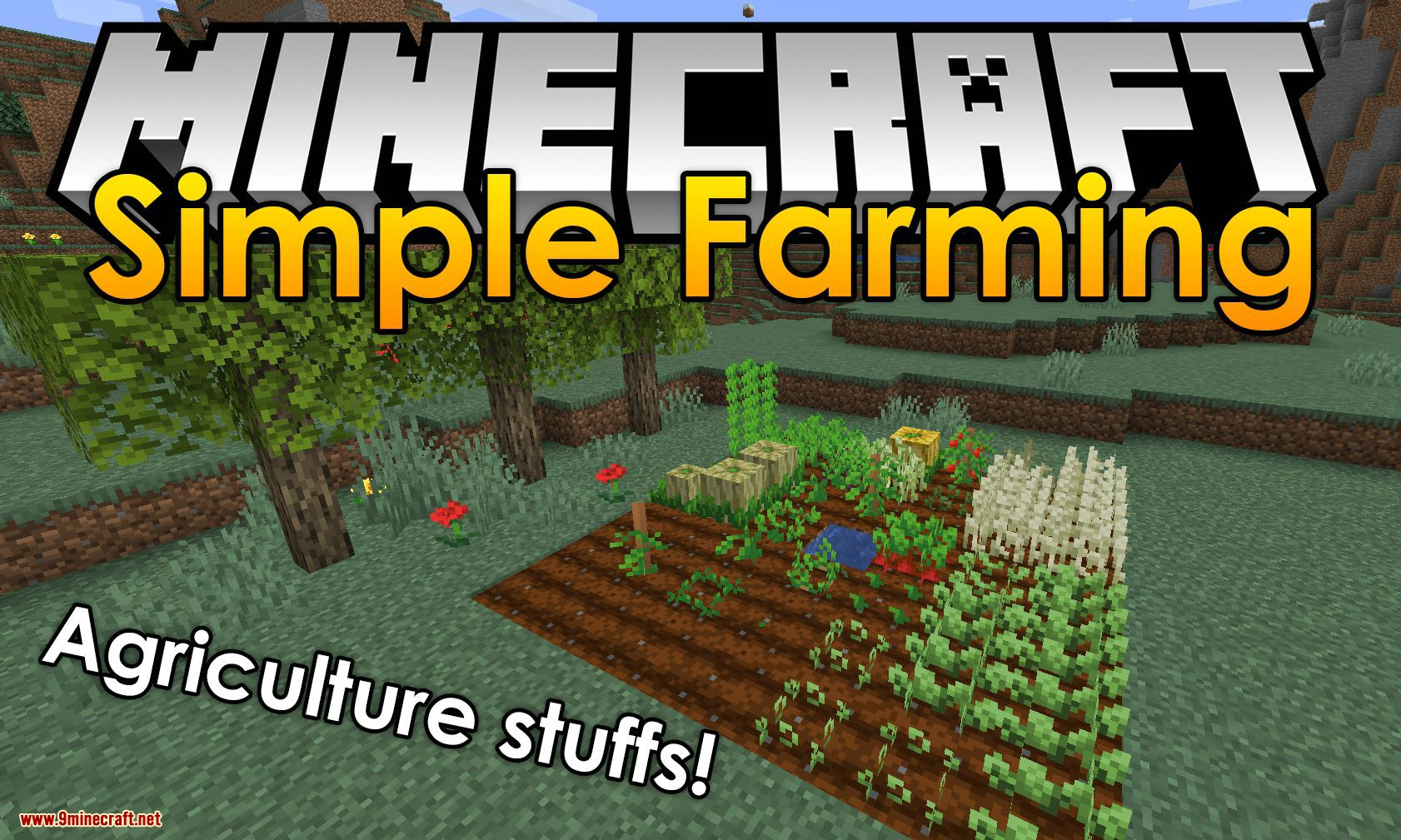 Simple Farming Mod 8.86.8/8.85.8 (More Fruits, Vegetables, and