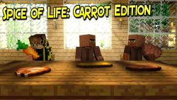 Spice of Life Carrot Edition Mod