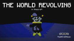 THE WORLD REVOLVING Map Thumbnail
