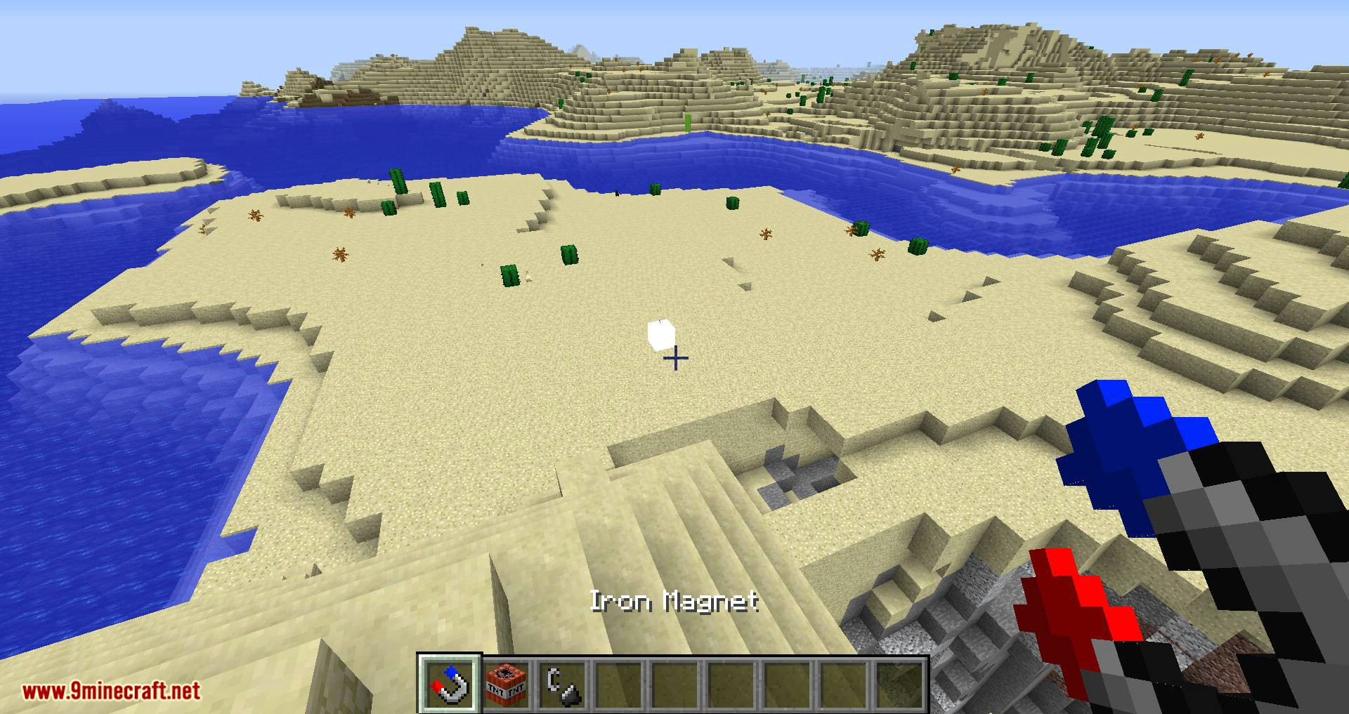 Tiered Magnets mod for minecraft 02