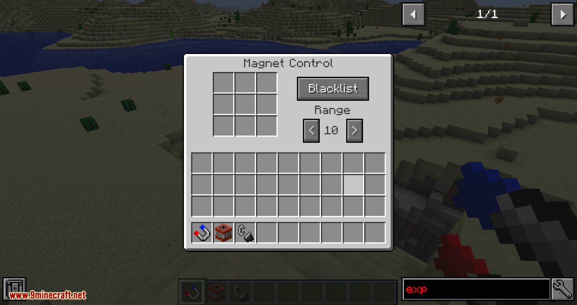 Tiered Magnets mod for minecraft 03