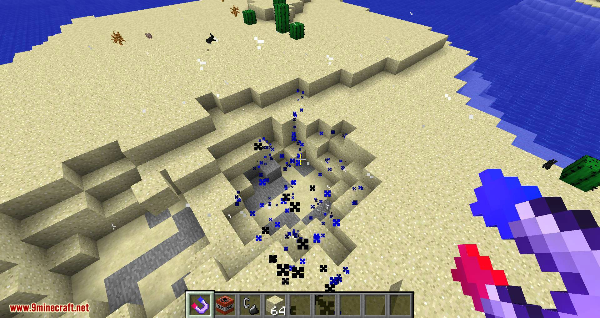 Tiered Magnets mod for minecraft 04