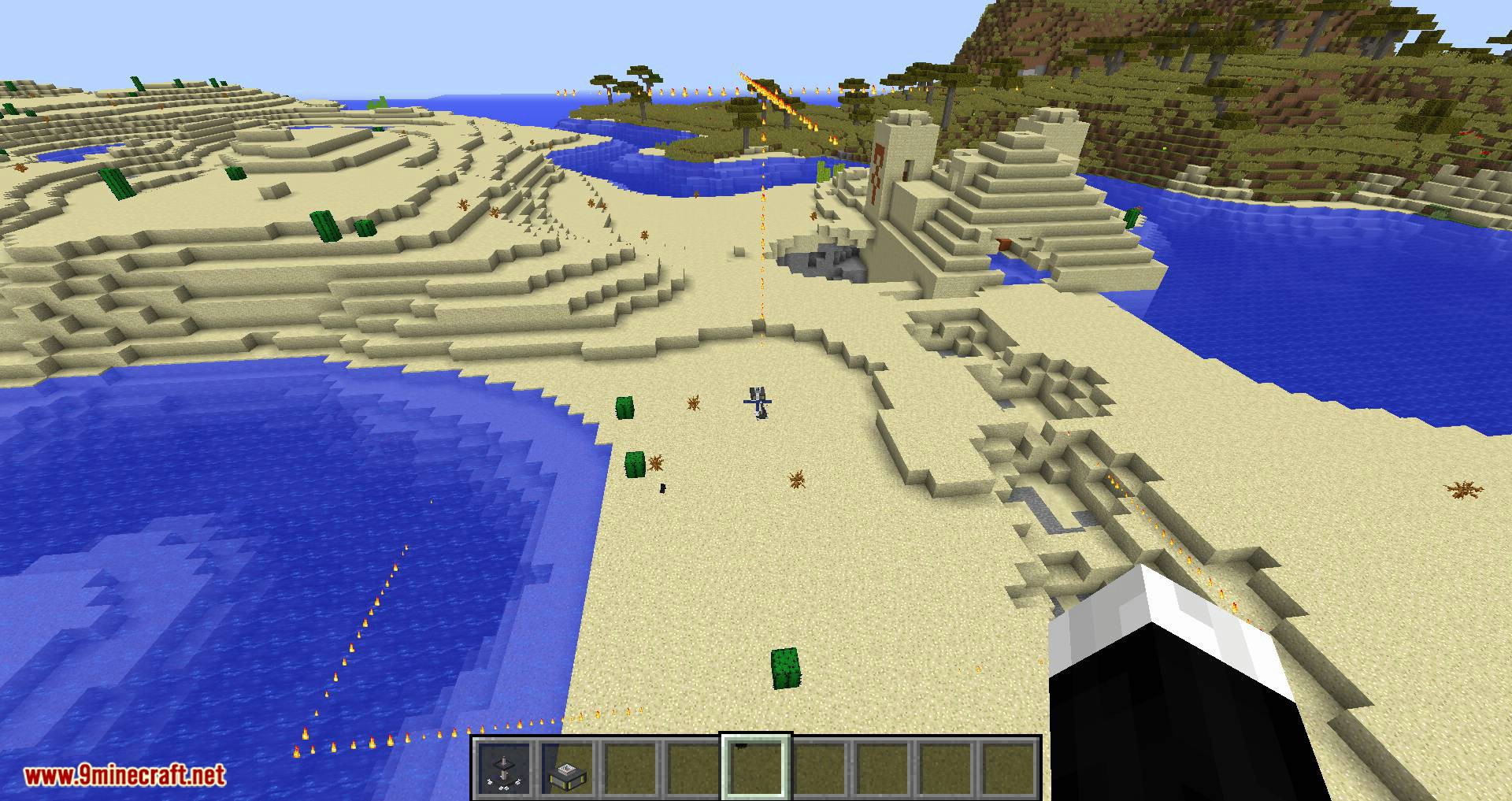 Tiered Magnets mod for minecraft 08