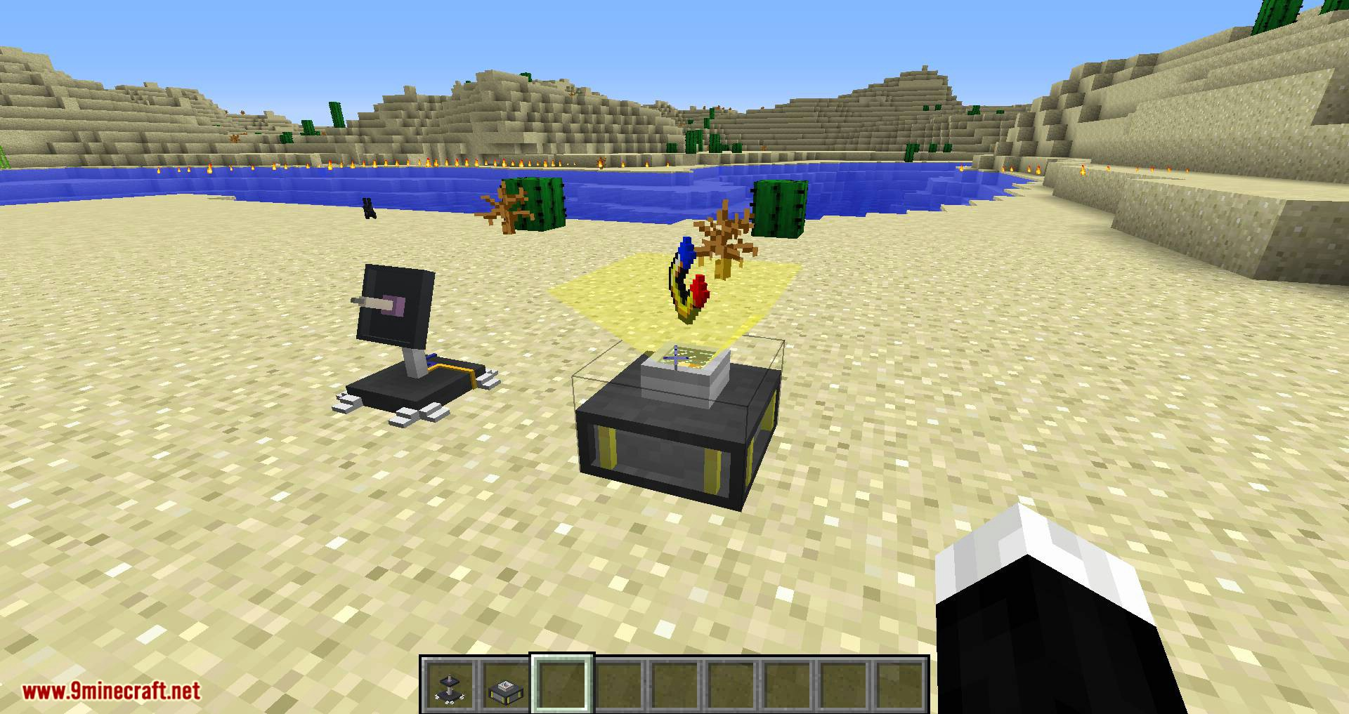 Tiered Magnets mod for minecraft 09