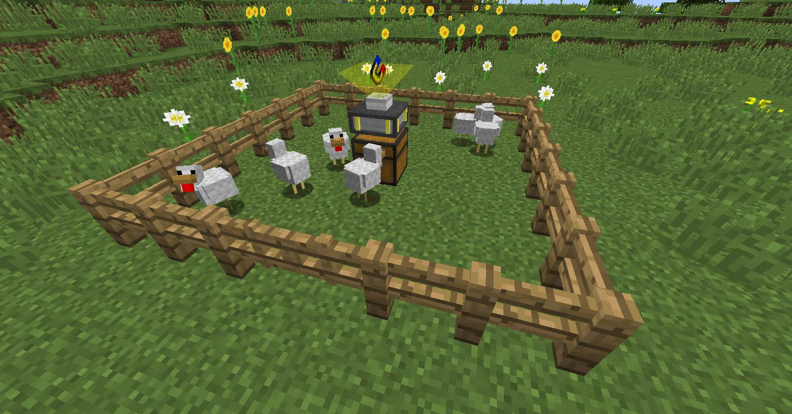 Tiered Magnets mod for minecraft 21
