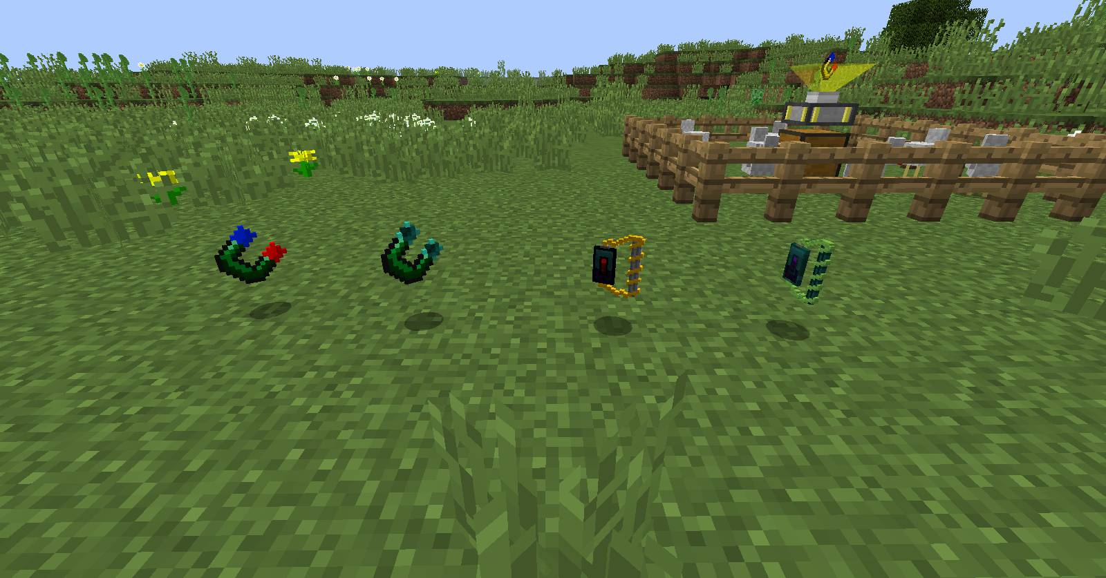 Tiered Magnets mod for minecraft 23