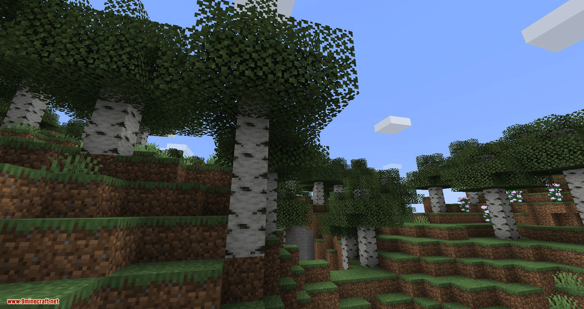 Trees Do Not Float mod for minecraft 01